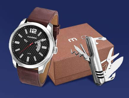 Relógios para Presentear o Pai
