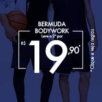 Bermudas Body Work 2ª por 19,90