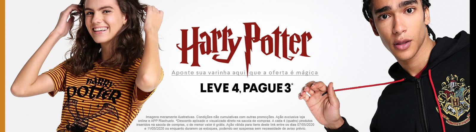 Riachuelo - Harry Potter