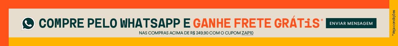 COMPRE PELO WHATSAPP E GANHE FRETE