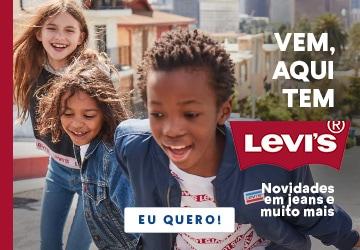 Levi's - versão mobile