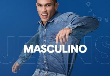 Jeans Masculino - versão Mobile