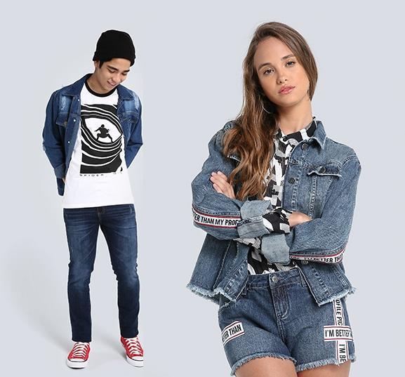 Jeans clássicos