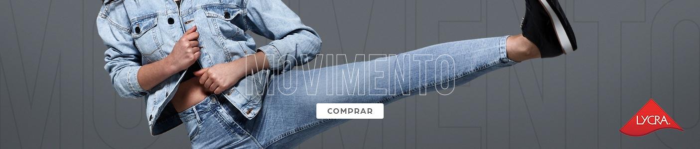 Riachuelo moda jeans - movimento
