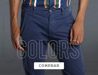 Jeans Colors - Riacuelo