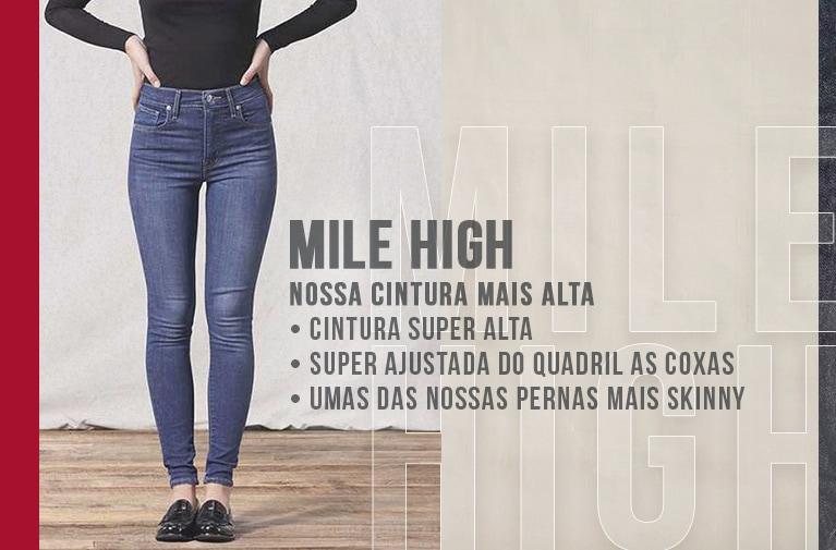 Mile High Levis - Versão Mobile