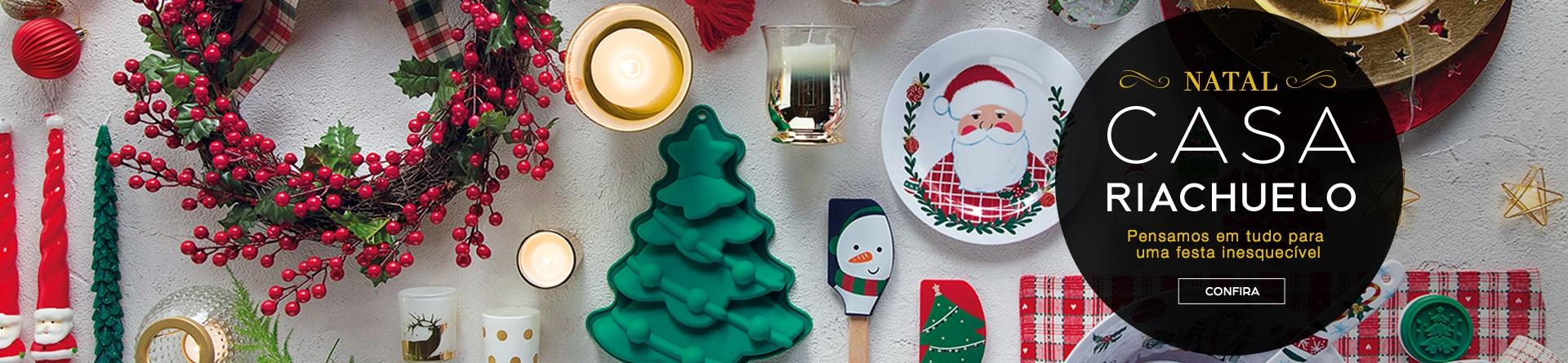 Natal Casa Riachuelo