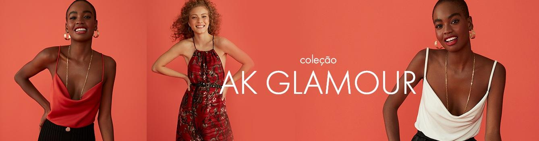 Coleção Primavera Verão -  Glamour
