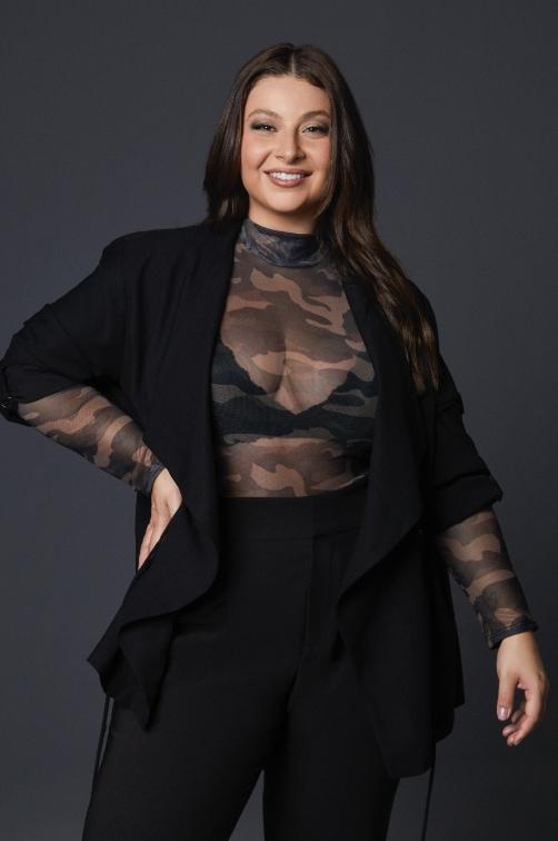 Letticia Muniz moda