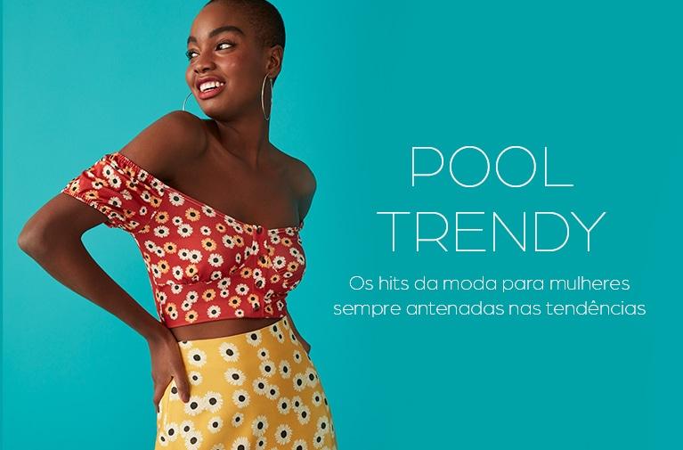 Riachuelo - Marcas - Pool Trendy - Versão mobile