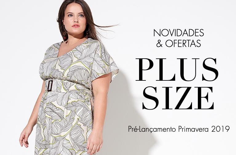 Riachuelo - Plus Size novidades - versão mobile