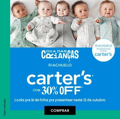 Promoção Carters