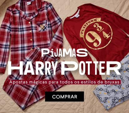 harry potter - moda íntima versão mobile